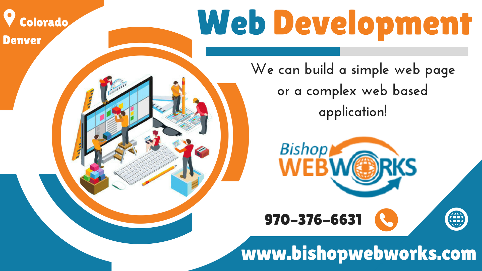 Custom Web Development Company In Denver Web Development Design Web Design Web Development