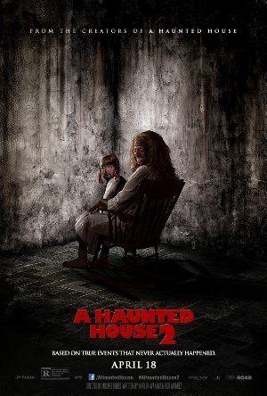 A Haunted House 2 2014 Watch Online Peliculas De Comedia Peliculas Peliculas Completas