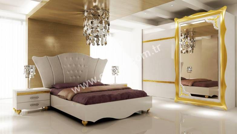 Yatak Odasi Bedroom Panosundaki Pin