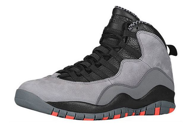 cheap for discount 950e8 e0893 Pin by $108.9 Cool Grey Infrared 10S Of Jordan For Sale 2014 ...
