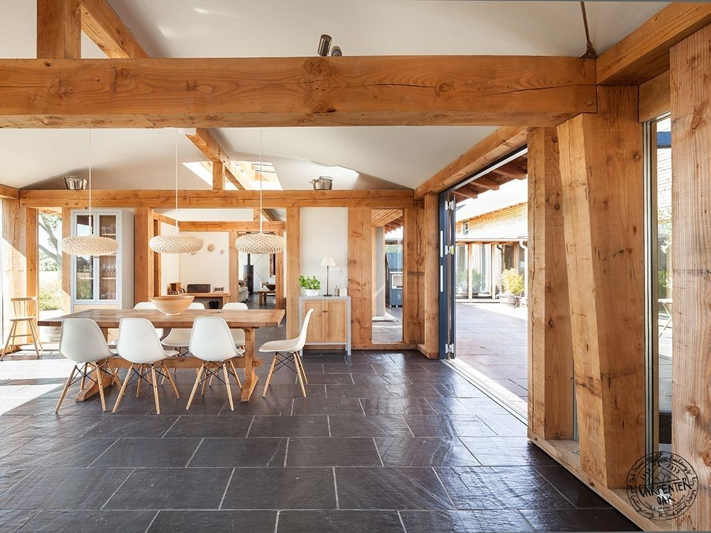 Sustainable Timber Frame House Designs