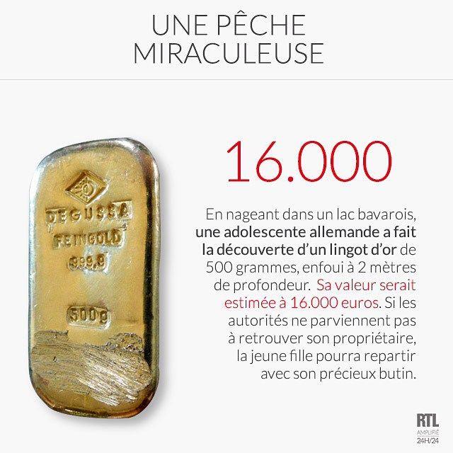LE CHIFFRE  Une pêche miraculeuse by rtl_france