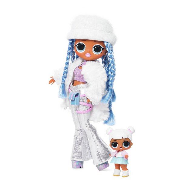 Buy Lol Surprise Omg Winter Disco Snowlicious Doll Sister Dolls Argos Sister Dolls Disco Fashion Fashion Dolls
