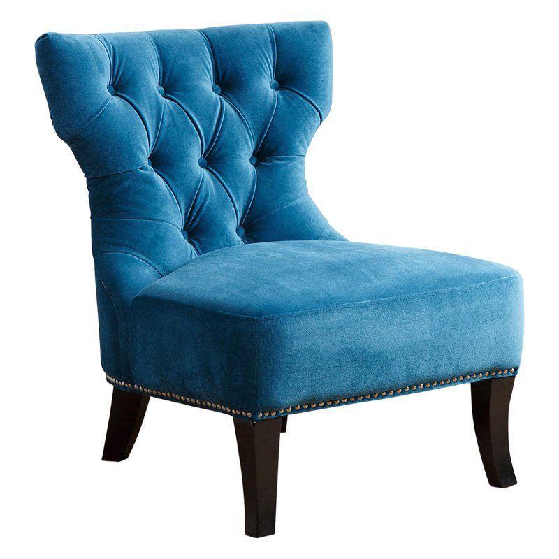 Best Abbyson Sedona Microfiber Suede Chair Blue Hs 172 Ch 640 x 480