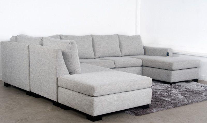 Capri Modular Corner Suite - 5 Pieces - Kiwi Bed and Sofas Auckland ...
