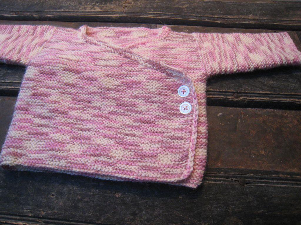 Ravelry: Garter Stitch Baby Kimono by Joji Locatelli ...