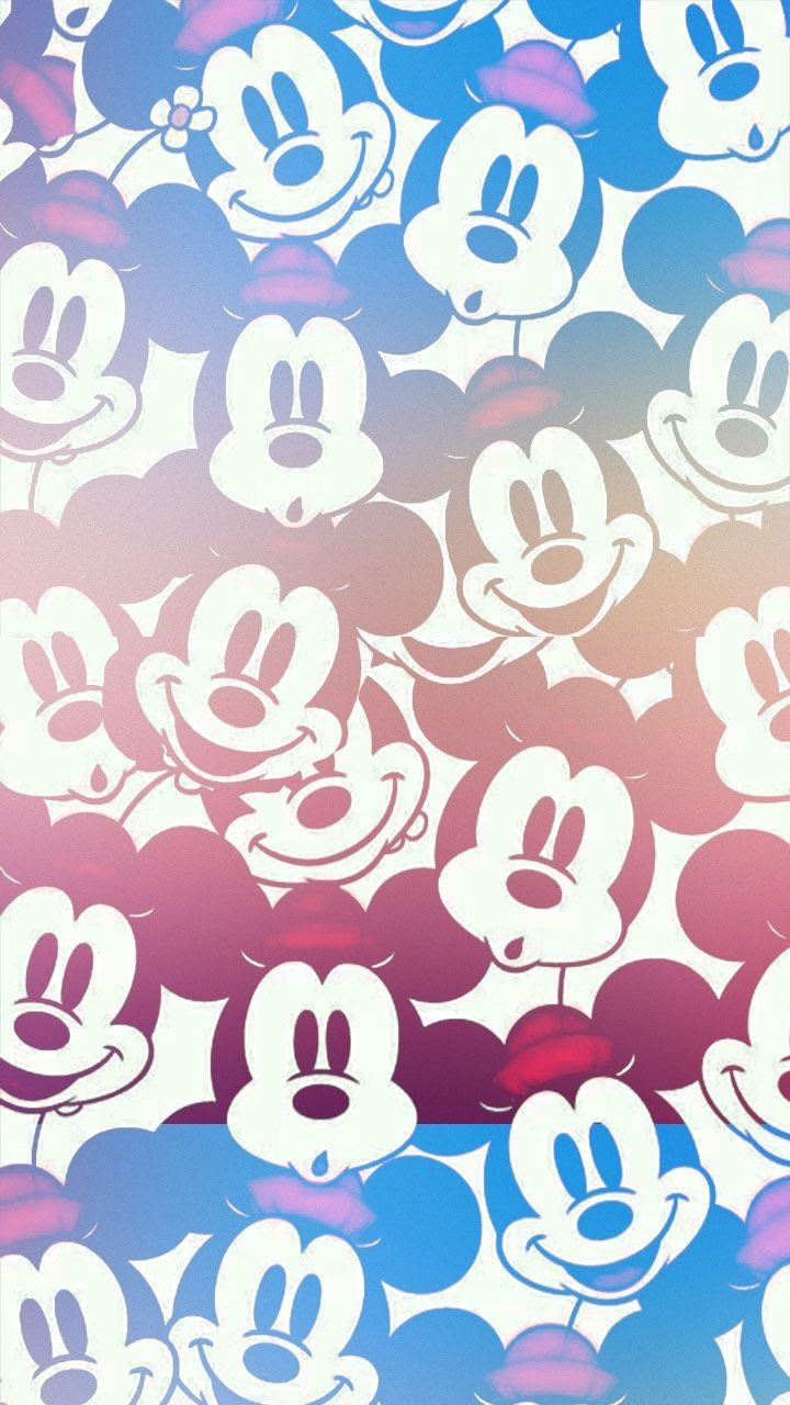 Wallpaper iphone mickey mouse -  Wallpaper Iphone Mickey Pattern