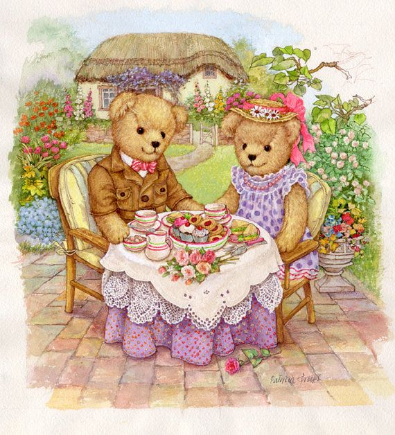 Image result for teddy bear picnic