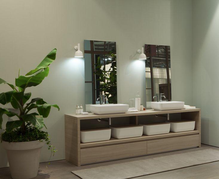Ki, la nouvelle salle de bains de Scavolini | Salle de bains ...