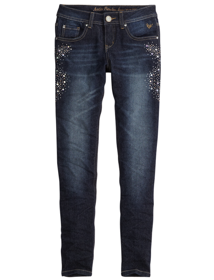 7ef2540be5d9e Girls Jeans | Shop Jeans for Girls & Girls Blue Jeans | Justice ...
