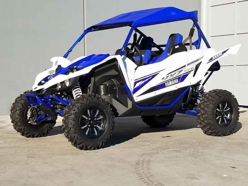 New 2017 Yamaha YXZ1000R ATVs For Sale in Arizona  2017