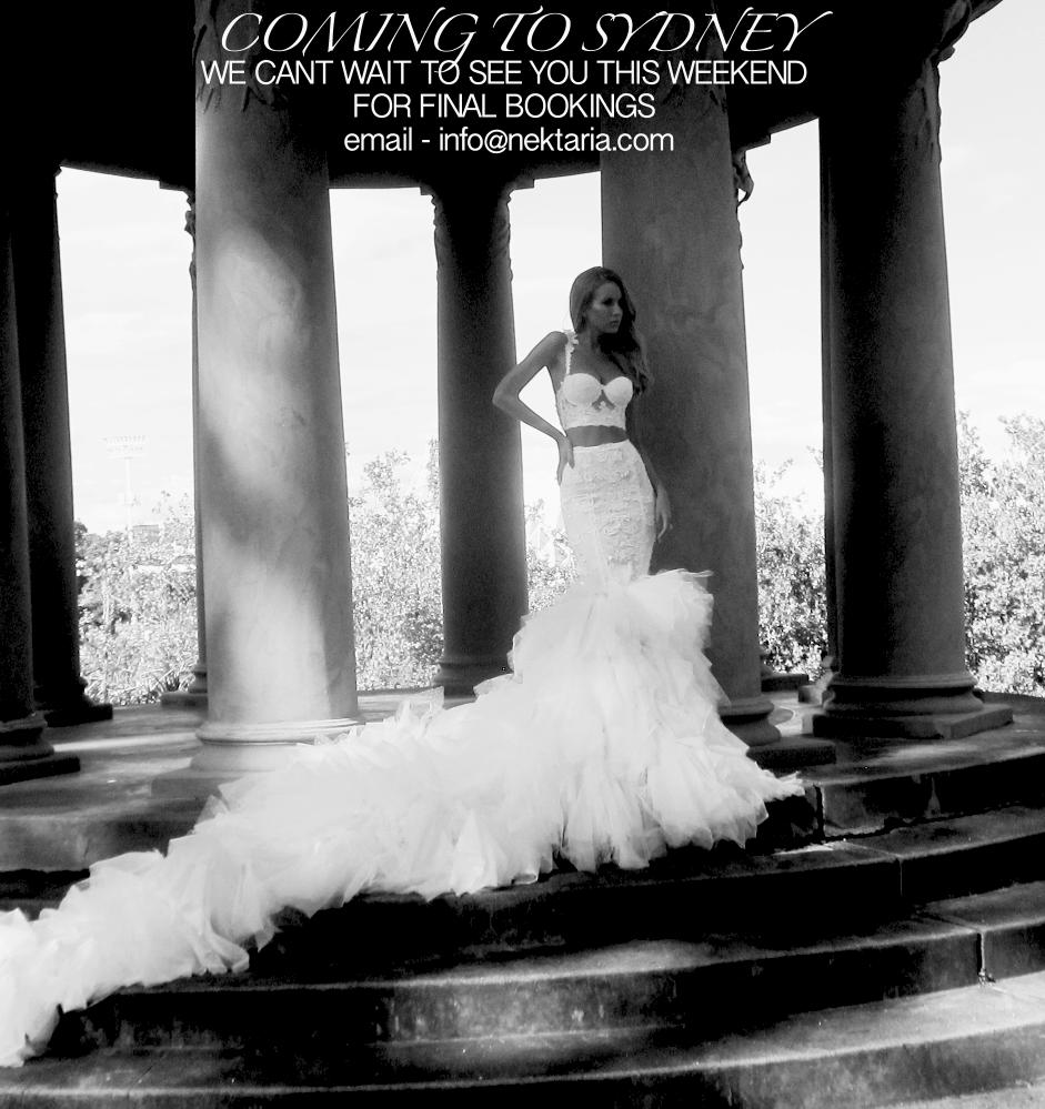 Couture Wedding Gowns Sydney: Sydney Wedding Dresses, Australian Wedding Dress Designer