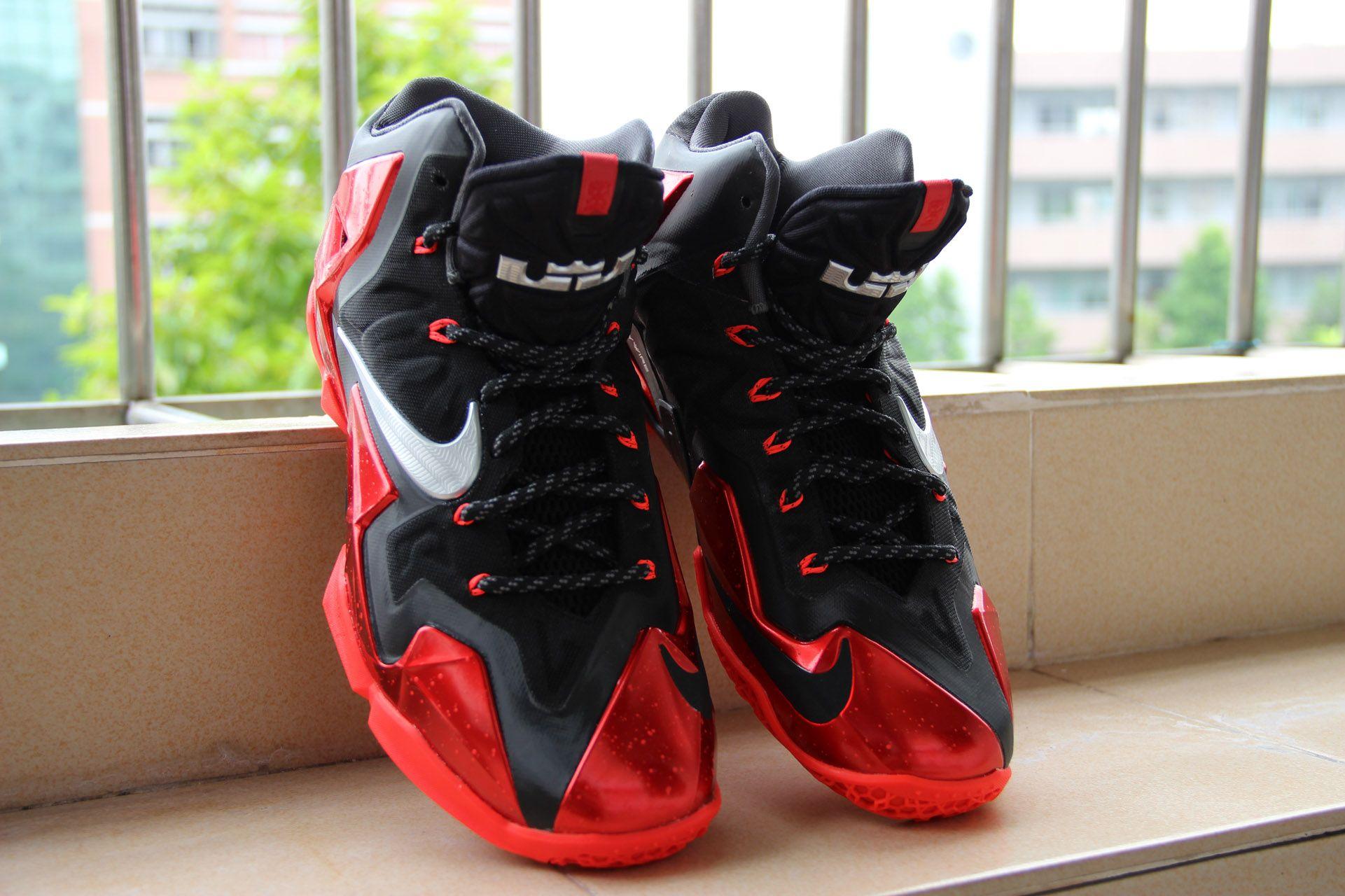 on sale f081c 8c1a9 Nike Lebron XI Miami Heat, 626374-001