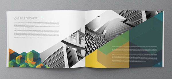 25 Really Beautiful Brochure Designs \ Templates For Inspiration - brochure design idea example
