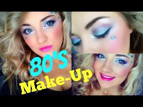 Bh Cosmetics Eyes On The 80 S Palette Makeup Tutorial Youtube