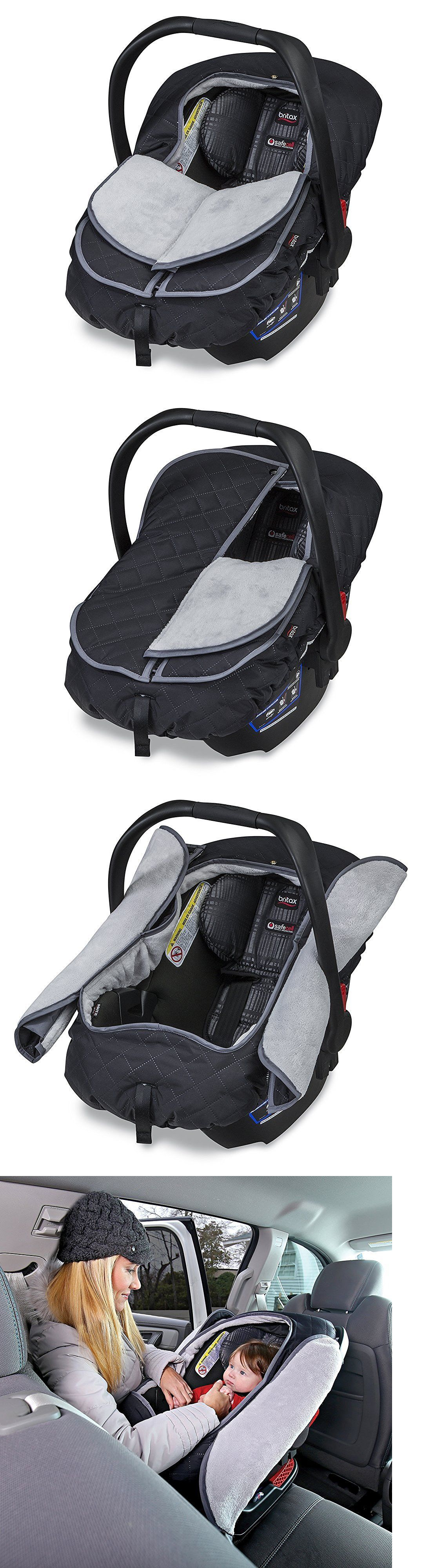 Baby Britax B Warm Insulated Infant Car Seat Cover In Polar