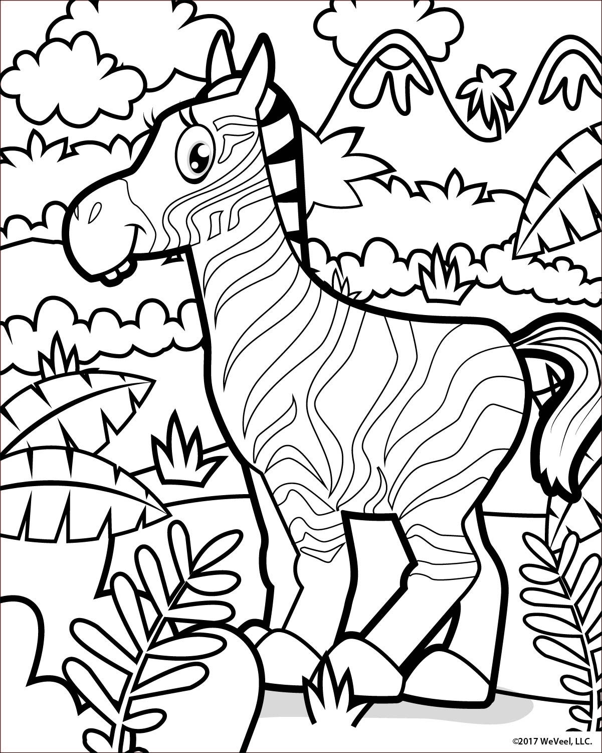 Coloring Pages Jungle Jungle Coloring Pages Free Kids Coloring Pages Coloring Pages