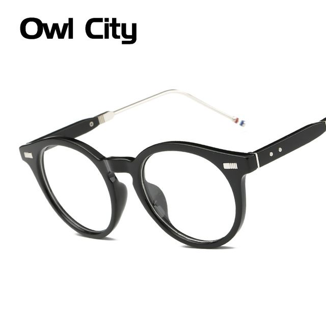 da78b35c50f4 Good price Vintage Oval Eyeglass Frame Women Brand Designer Men Glasses  Woman Classic Eyeglass Frames Men Nerd Glass Eyewear Optical Frame just  only  5.23 ...