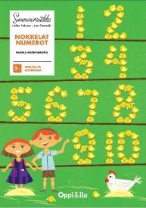 Oppi&ilo Nokkelat numerot Summanmutikka-puuhakirja. 11,90 €