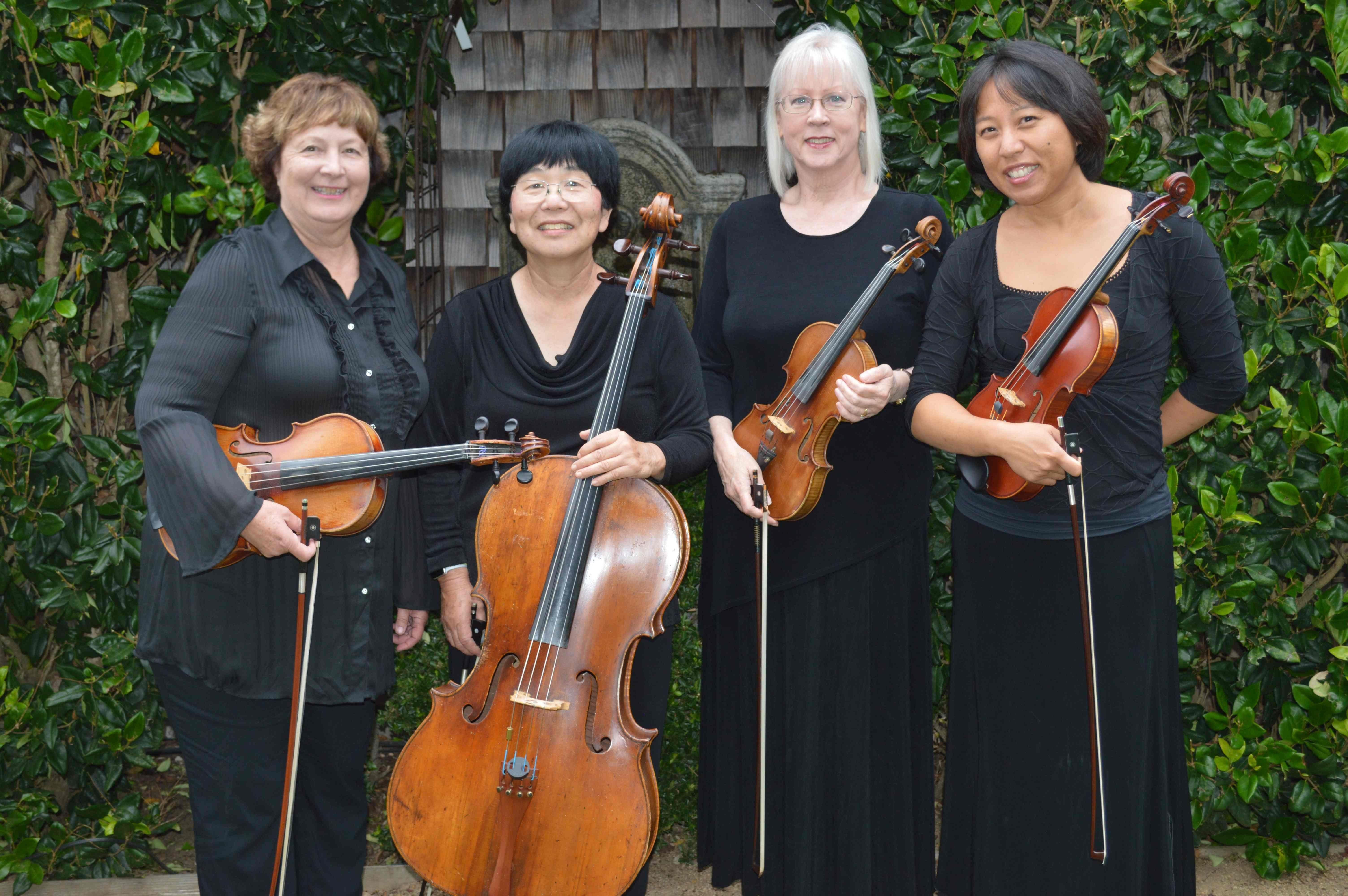 Pin on String Quartet Wedding Music