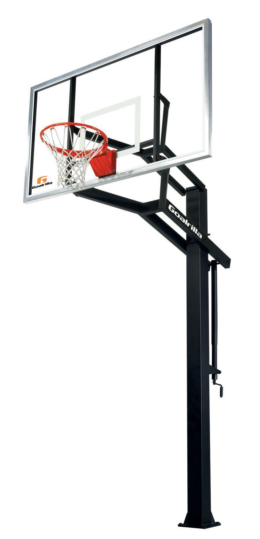 Goalrilla Gsi Basketball Systems Basketball Hoops Basketball
