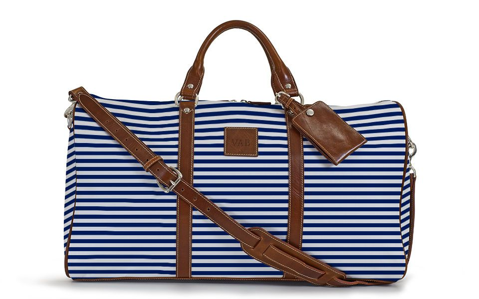 The Belmont Cabin Bag / My dream weekender bag - definitely ordering this for my honeymoon in Portugal!