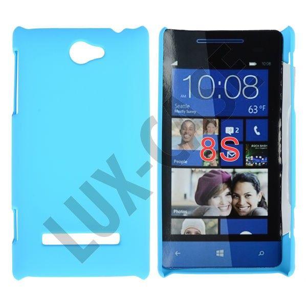 Lys Blå HTC 8S Cover