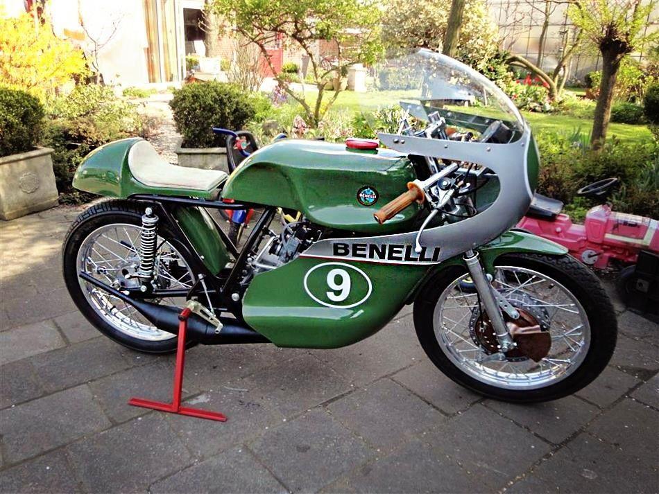 1960 Benelli 250 Cc Racer
