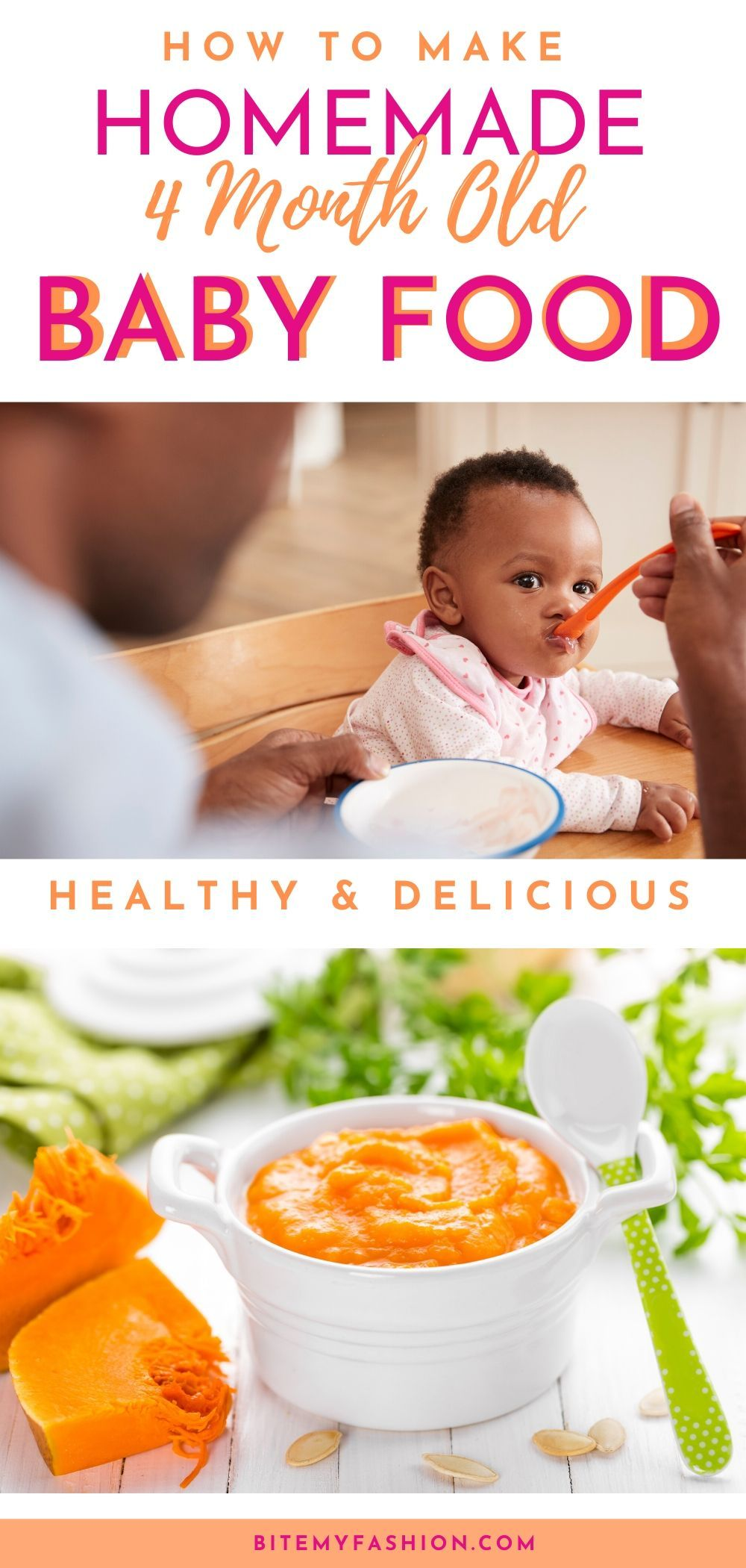 Homemade Baby Foods |Easy Stage One Baby Food Recipes ...