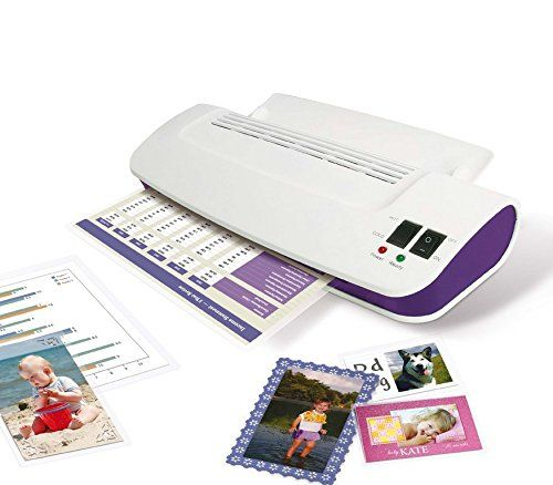 Top 10 Best Thermal Laminators For Office And Small Business In 2018 Review Laminators Purple Cow Project Purple