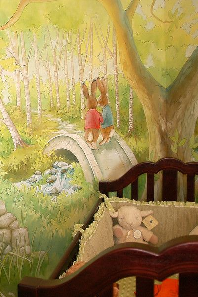 Mural ideas for north wall   Painted Walls - Kids\' Rooms   Pinterest ...