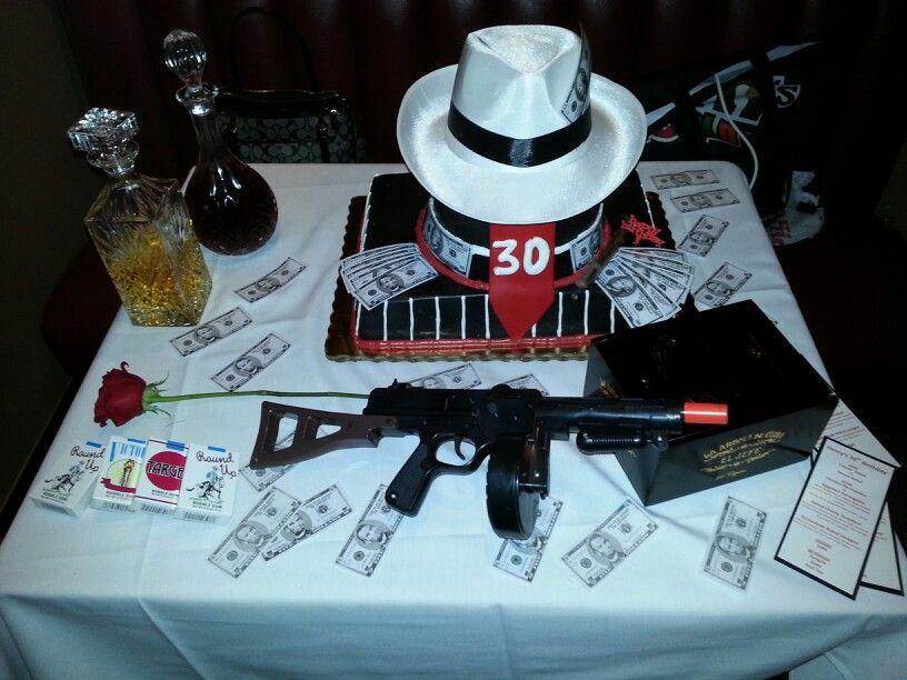 Gangster Party Mafia Party Gangster Party Mafia Theme Party