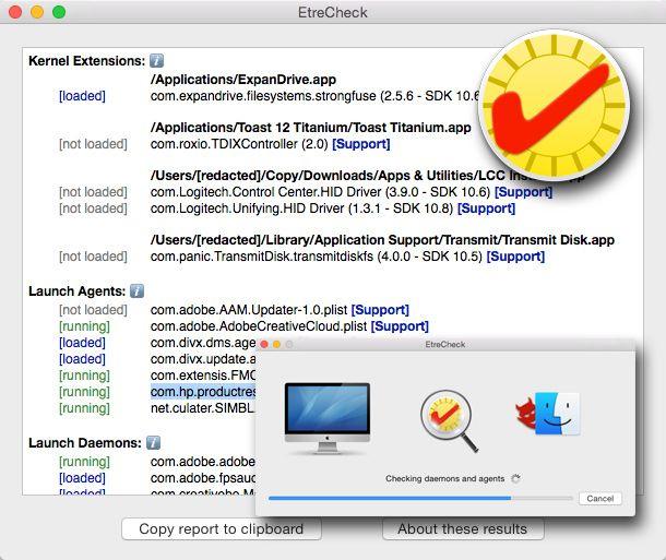 EtreCheck | Mac OS X | Little app, Mac os, Mac