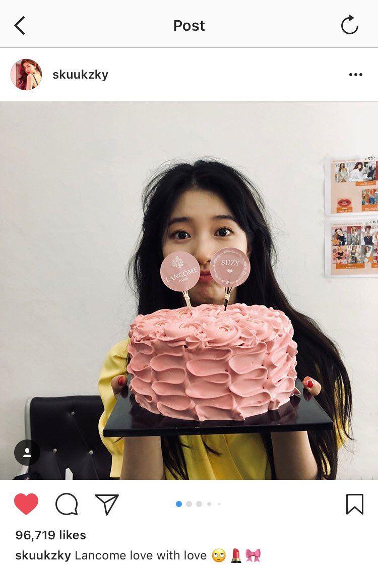 Suzy Stonemilyjean Twitter Suzy Celebs Kpop Idol
