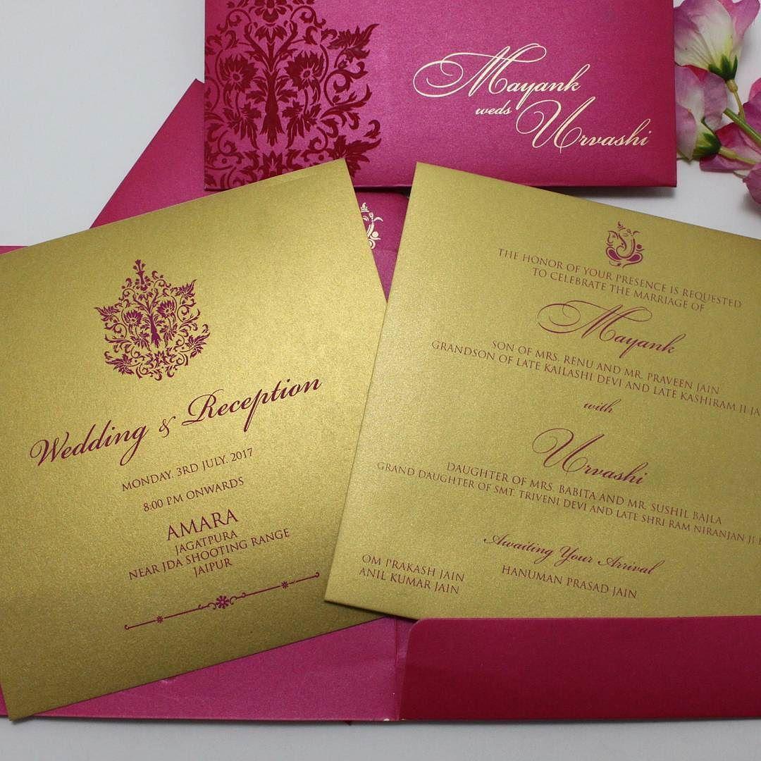 Jaipur wedding card and reception invitation wedding cards jaipur wedding card and reception invitation stopboris Choice Image