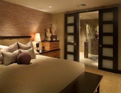 The asian inspired bedroom Decoração e Idéias Originais