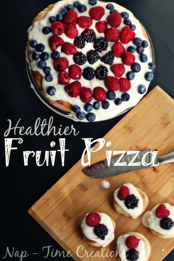 healthy fruit pizza great treat for kids healthy birthday cake