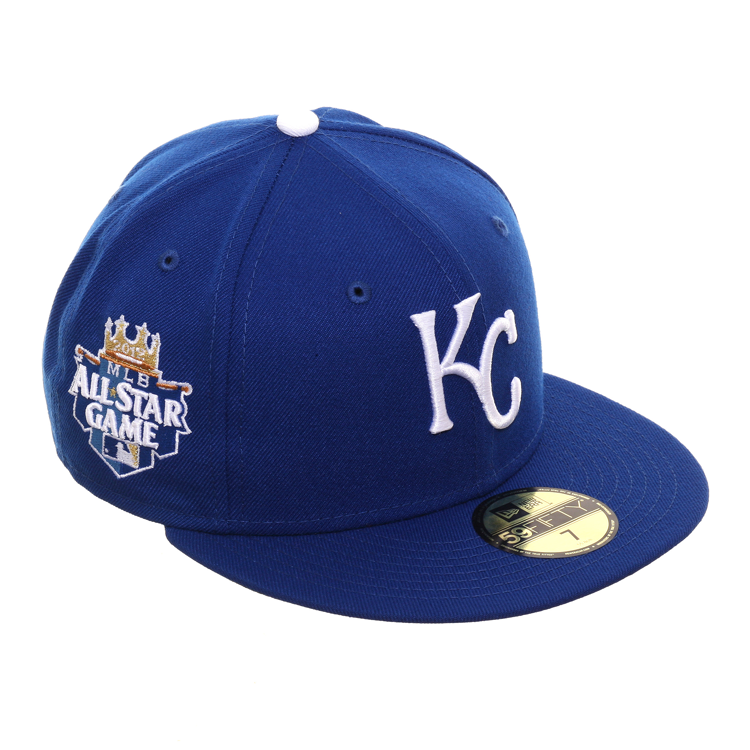 Exclusive New Era 59Fifty Kansas City Royals 2012 All Star