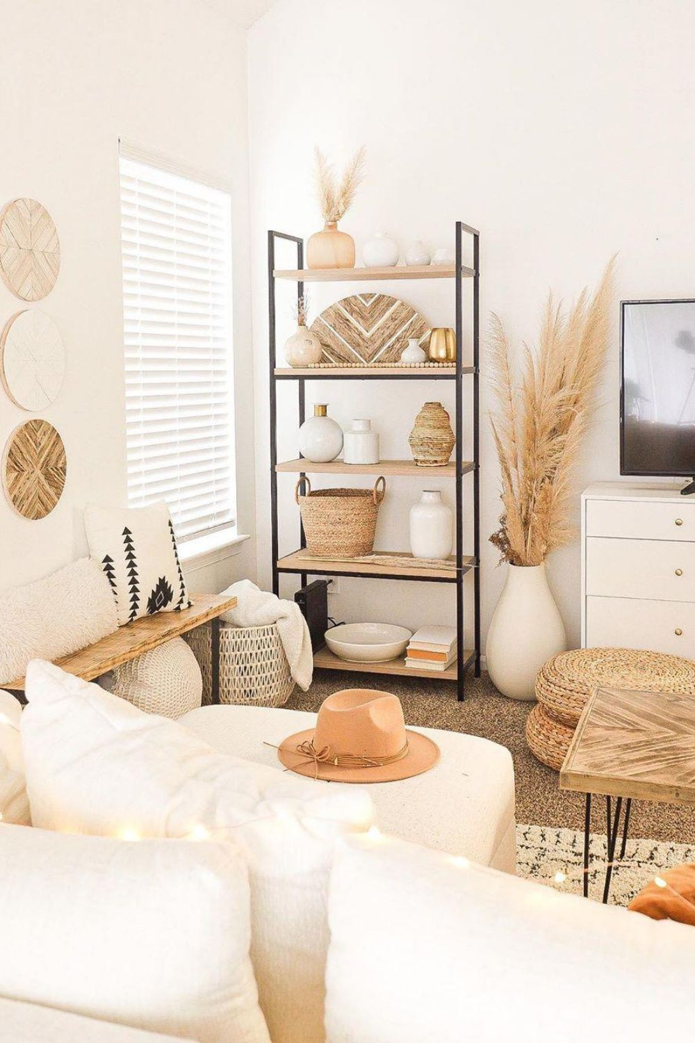 9 Ways To Give Your Living Room A Bohemian Makeover ...