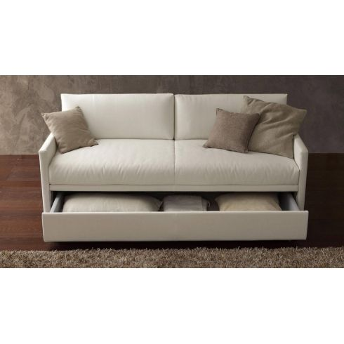 Awe Inspiring Italian Odino Double Sofa Bed From Pozzi Italian Pozzi Ncnpc Chair Design For Home Ncnpcorg