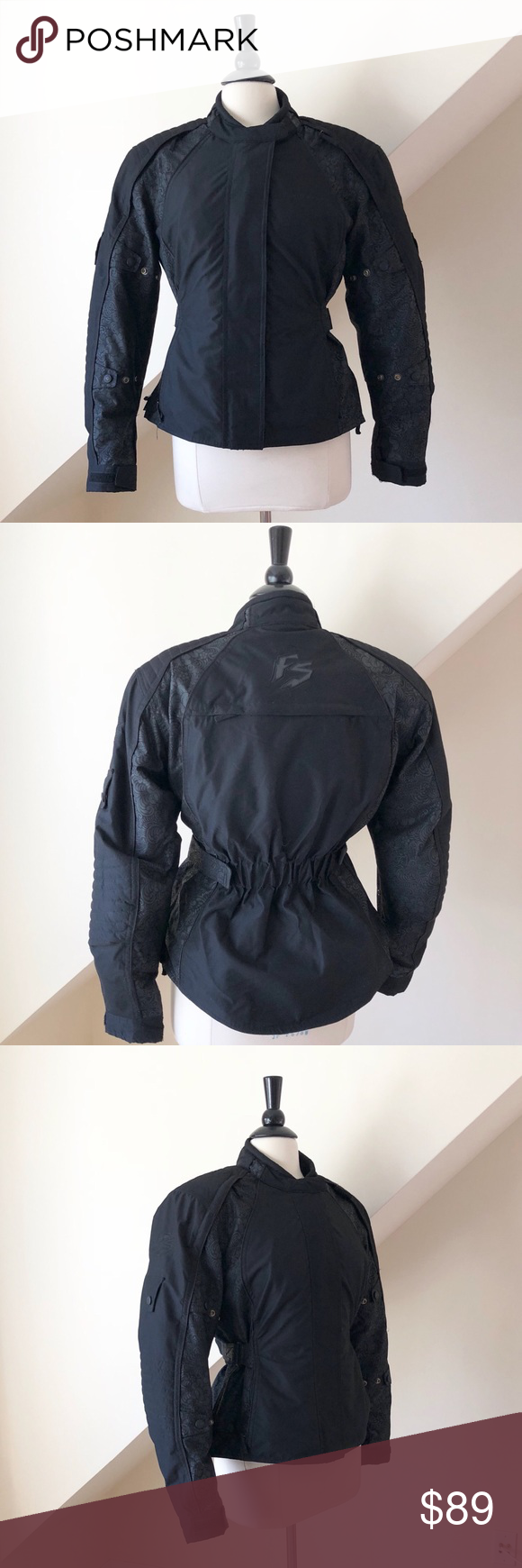 Like new! Fieldsheer Motorcycle Jacket Motorcycle jacket