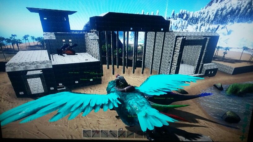 Imgur The most awesome images on the Internet Ark Builds - fresh ark oviraptor blueprint
