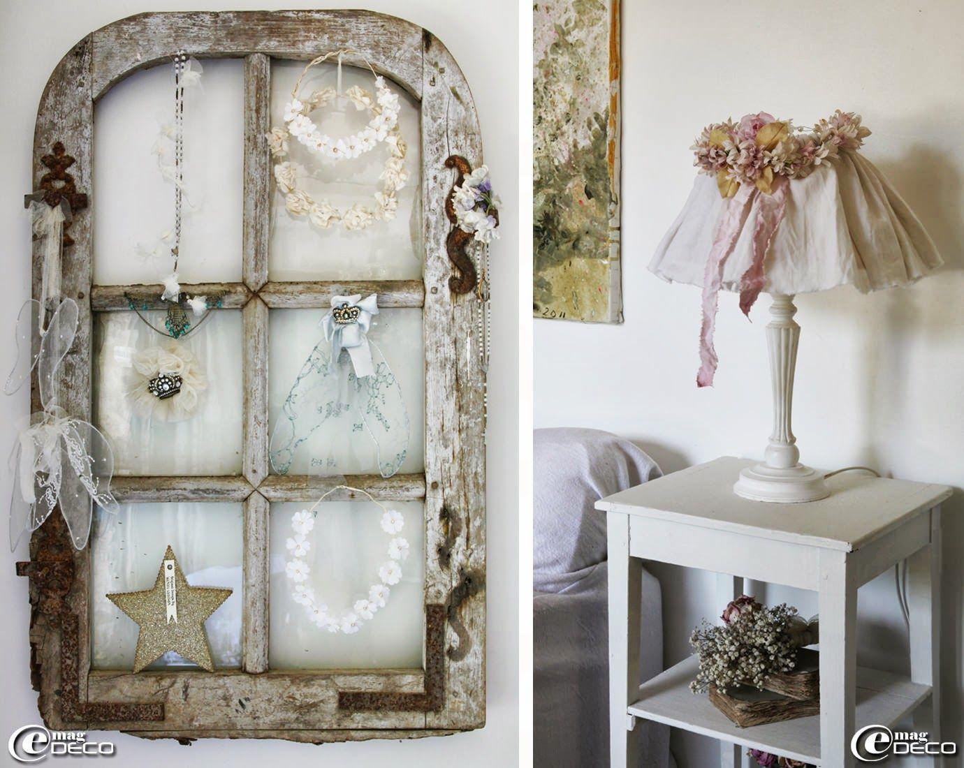 e magdeco magazine de d coration en ligne une ancienne grange tr s shabby a la maison. Black Bedroom Furniture Sets. Home Design Ideas