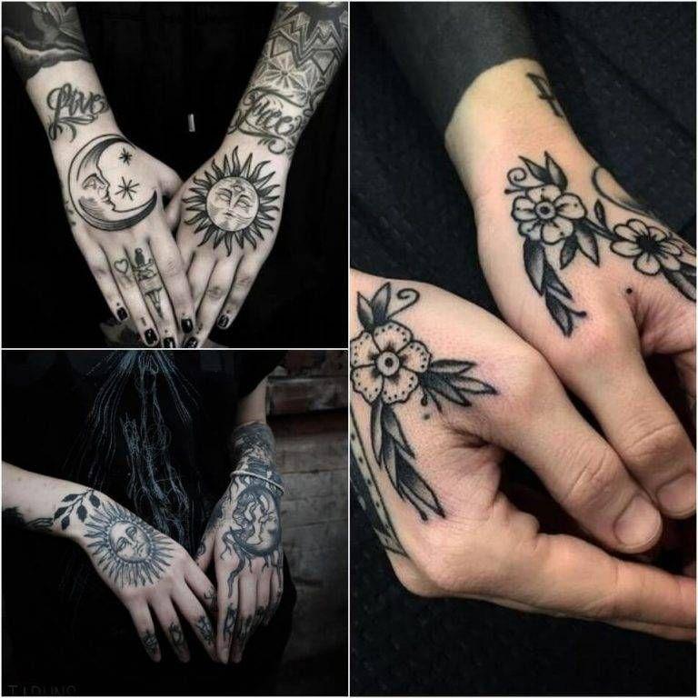 Hand Tattoo Ideas For Girls Best Female Hand Tattoos Positivefox Com Small Hand Tattoos Hand Tattoos For Women Tattoos For Women