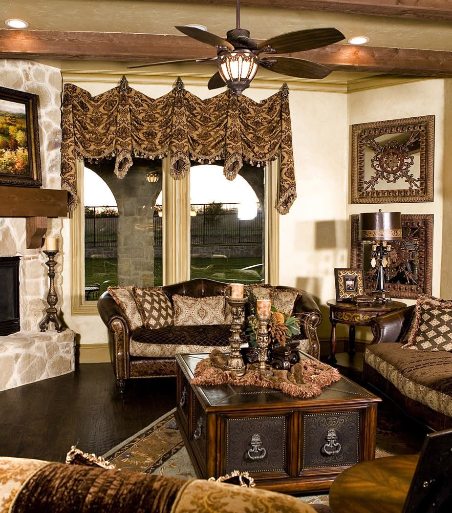 Modern European Interior Designs in Fort Worth | Luxury Interior ...