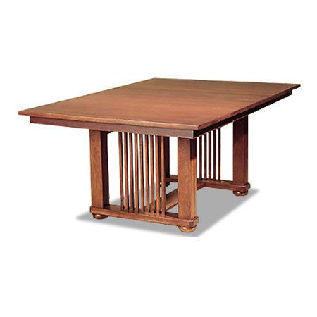 Stillwater Trestle Table, Dining Tables, Canal Dover Furniture, Mission  Furniture