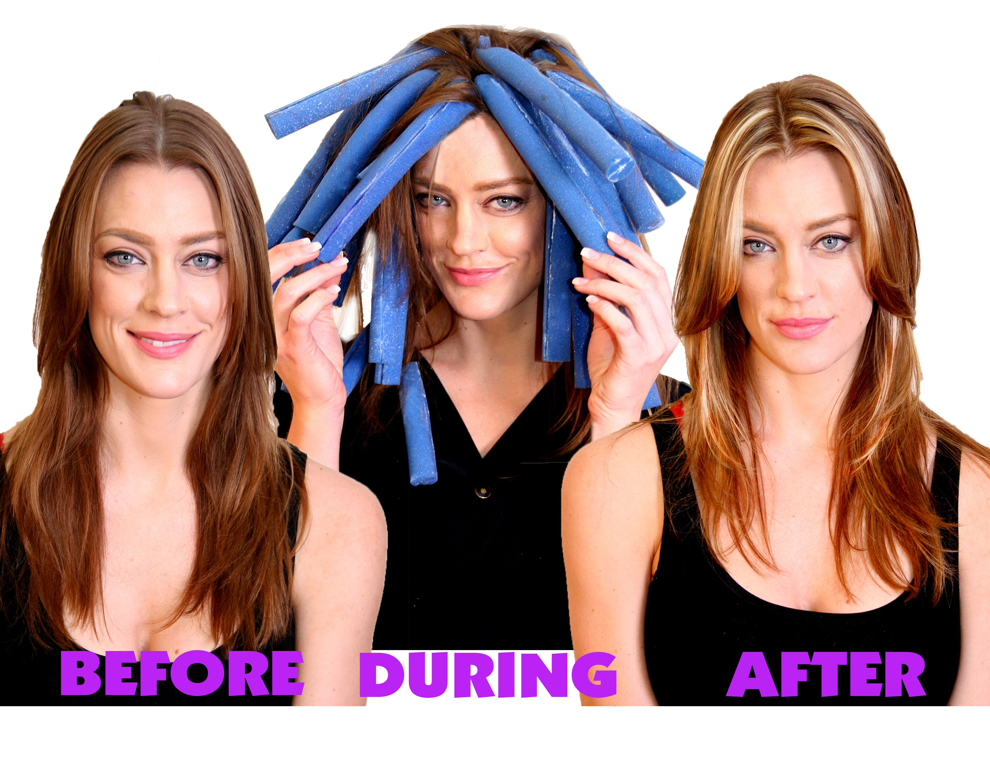 Do it yourself diy blonde highlights using easy to use hair do it yourself diy blonde highlights using easy to use hair color tool at pmusecretfo Choice Image