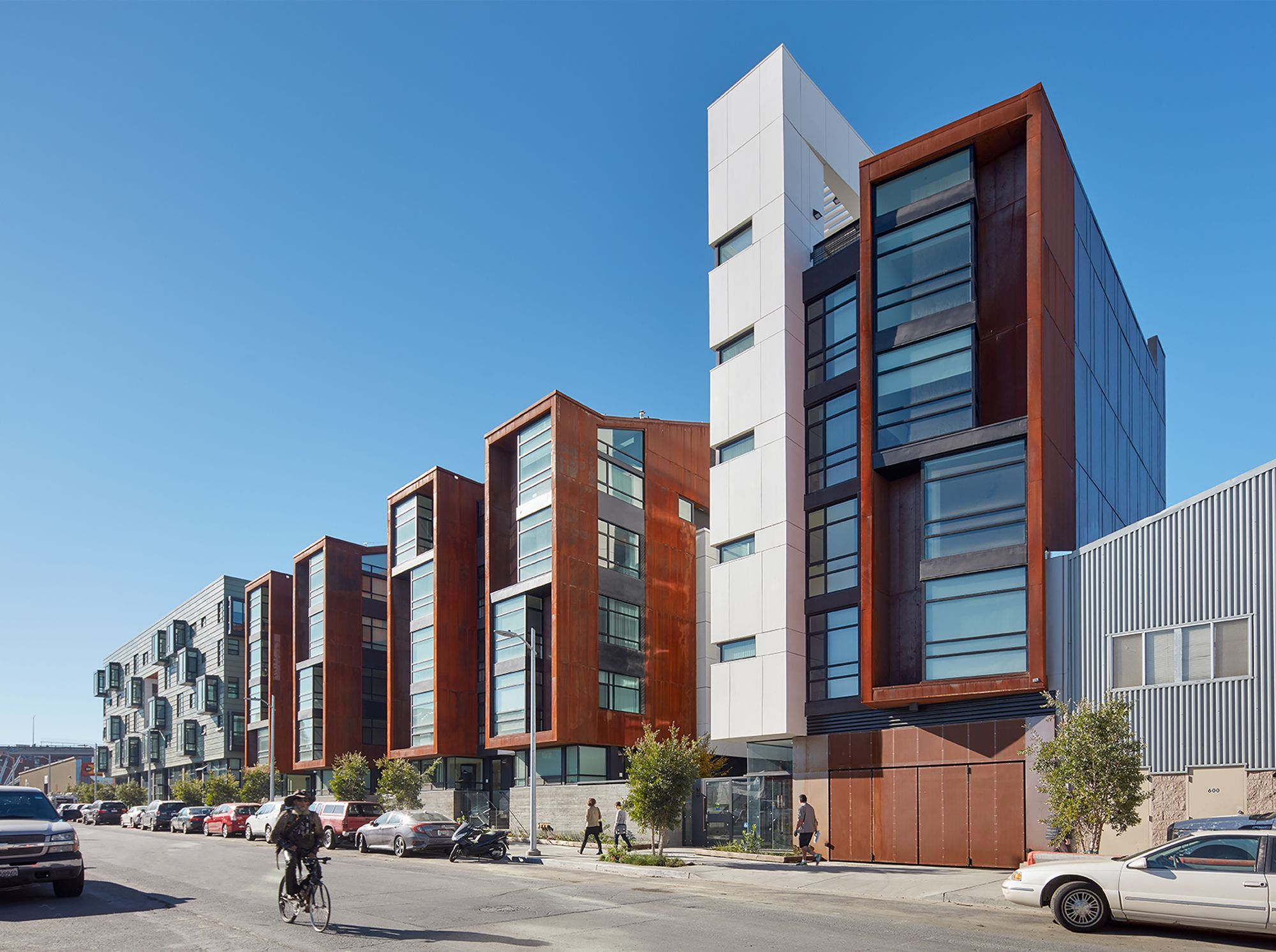 M Building Kennerly Architecture Planning Architecture Plan Residential Building Design Architecture