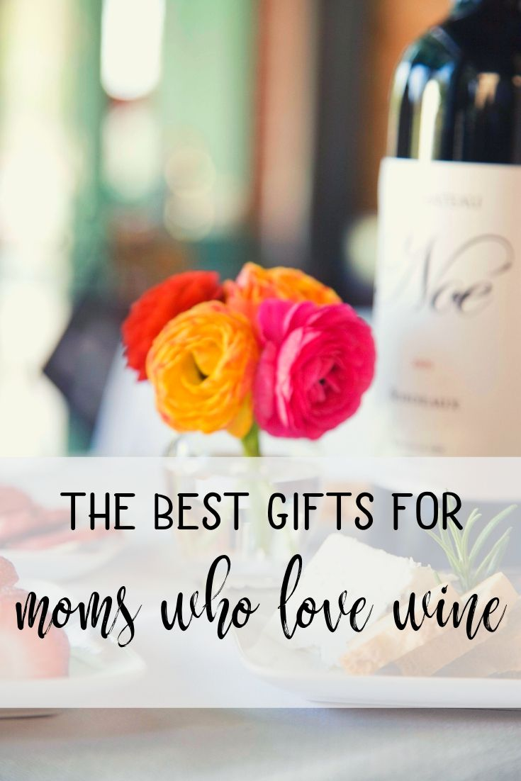 Gifts for Moms who Love Wine   Wine mom, Gifts for wine lovers, Mom birthday gift