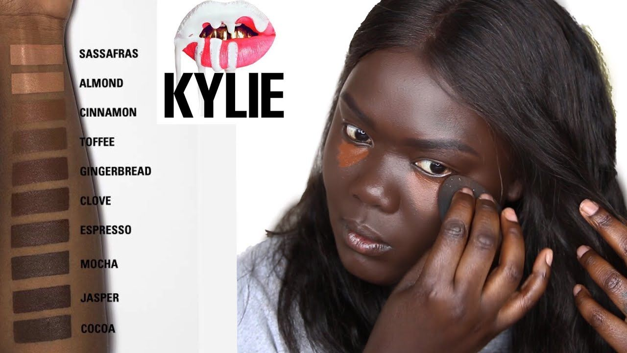 Kylie Cosmetics Skin Concealer Review || Nyma Tang